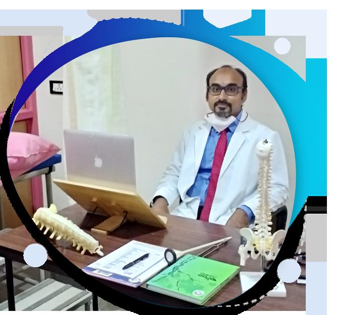 Dr. Karthikeyan Maharajan